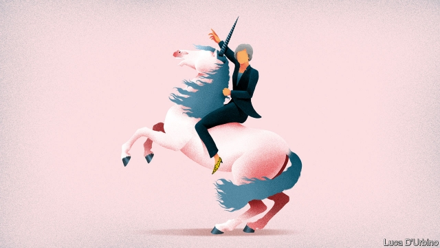 Theresa May Unicorn