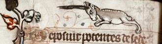 Psalter., opening, Folio fol. 191v-192r-DETAIL